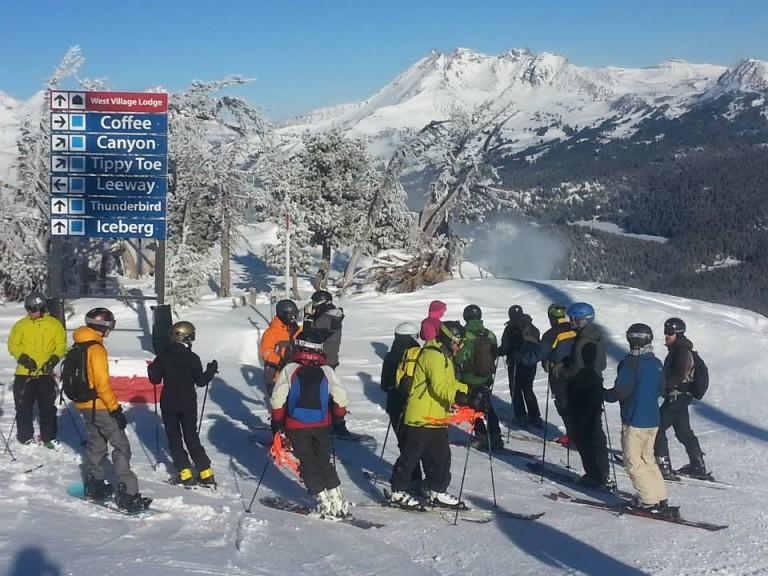 Ski with a Ranger at Mt. Bachelor