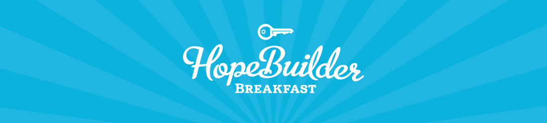18th Annual HopeBuilder Breakfast
