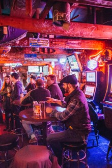 Portland Dive Bars Emily Joan Greene