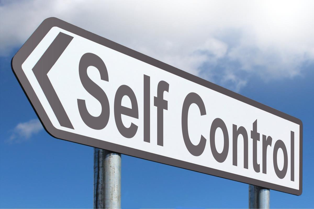 Self Control Definition And How To Have It