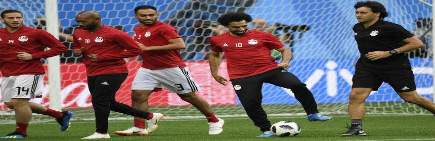 Les russes se sont facilement imposés face aux égyptiens