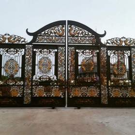 Pintu Gerbang Ornamen Alferon