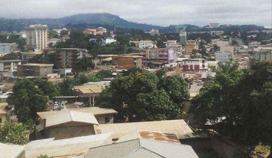 Les collines de Yaoundé