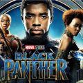 Black Panther (Wakanda) avec Chadwick Boseman, Lupita Nyong'o, Danai Gurira, Angela Bassett