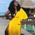 DZALEU.COM : Shopping Long Dresses - Jackie Appiah inspires us
