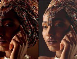 DZALEU.COM : African Beauty - Head wrap