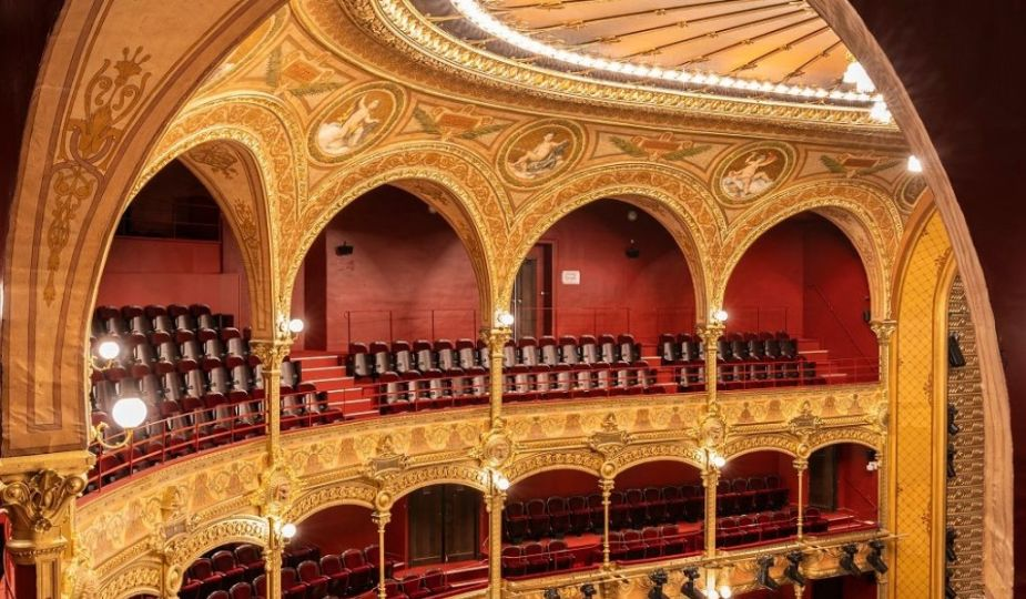 DZALEU.COM : African Lifetsyle magazine - Théâtre du Châtelet, Paris, France