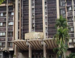 Cameroun immeuble Ministère des Finances (Yaoundé)