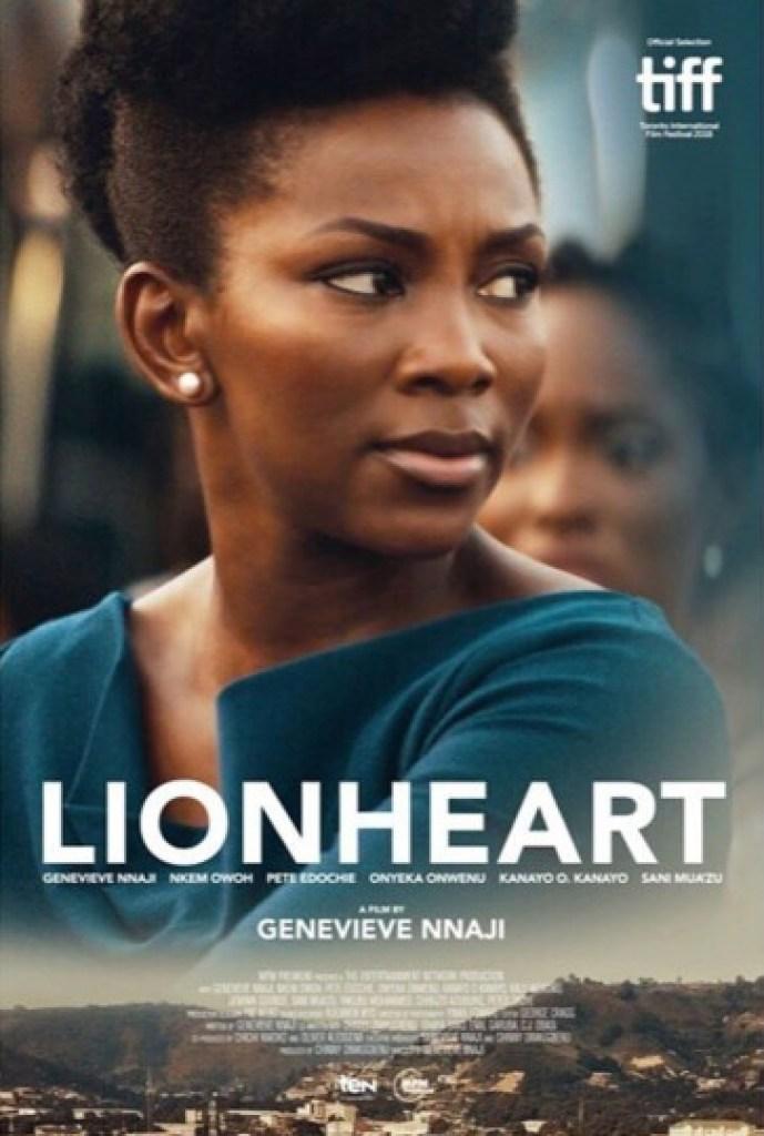 "Cinéma africain : Lionheart"" (Le Coeur du Lion) de Genevieve Nnaji, Nigeria, Nollywood"
