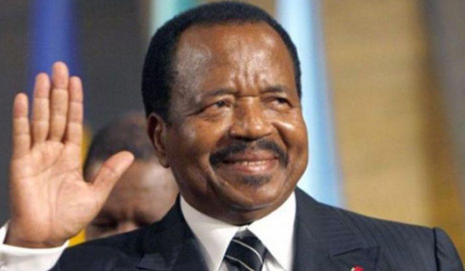 Paul Biya Bi Mvondo, Président de la République du Cameroun