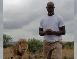 Djimon Hounsou, acteur d'orgine béninoise, défend la cause des animaux