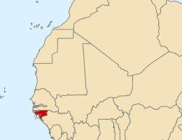 Guinée-Bissau (Afrique de l'Ouest)