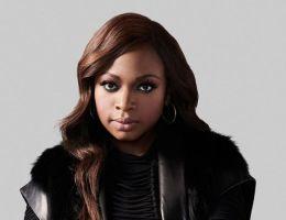 Naturi Naughton, actrice et chanteuse afro-américaine