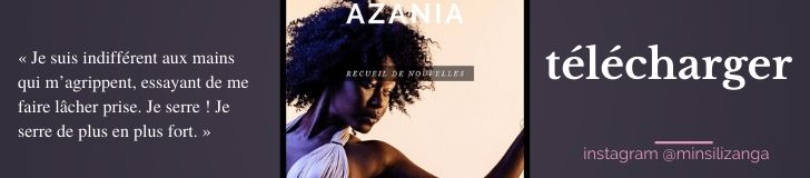 Azania (recueil de nouvelles) Minsili Zanga