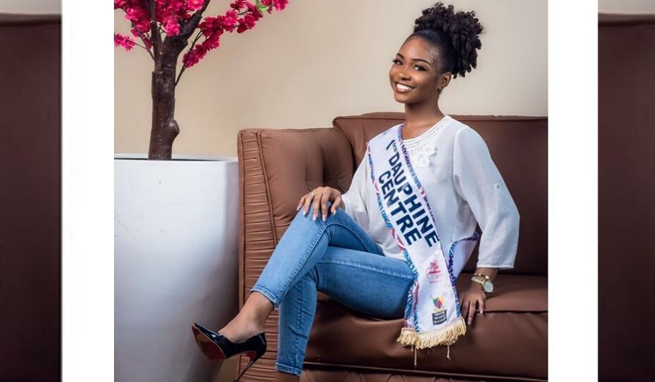 Charline Stephanie NKOA AMOUGOU, 3ème Dauphine Miss Cameroun 2020