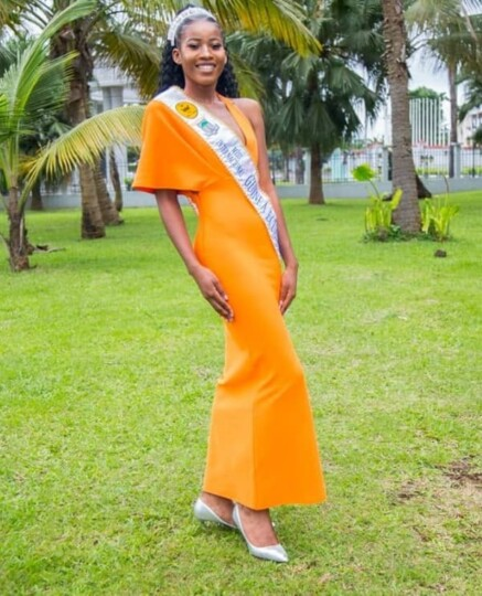 Chanque Arsenia Bosepe, Miss International Guinée Equatoriale 2019
