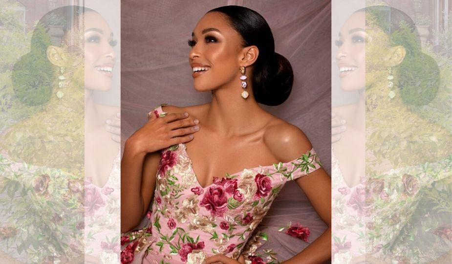 Ophély Mezino, 1ère dauphine Miss Monde 2019