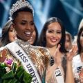 Zozibini Tunzi, Miss Universe 2019, Miss Afrique du Sud 2019