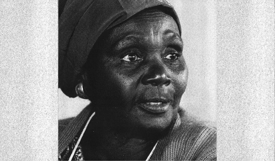 """Anne-Marie NZIE, mère du tube """"Liberté"""" (Cameroun)"""