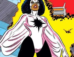 "Captain Marvel - Monica Rambeau ""Pulsar"""