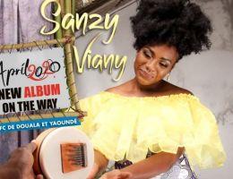 Sanzy Viany, chanteuse - Cameroun (Bikutsi, Afrojazz)