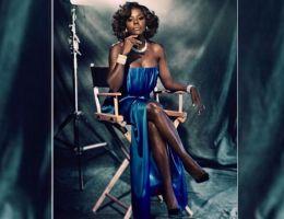 Viola Davis, actrice afro-américaine et productrice
