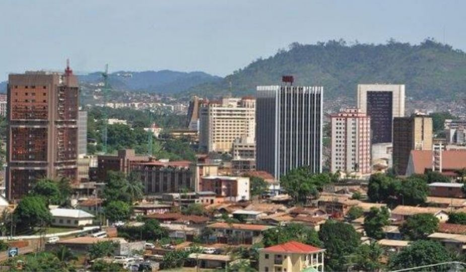Ville de Yaoundé - Cameroun