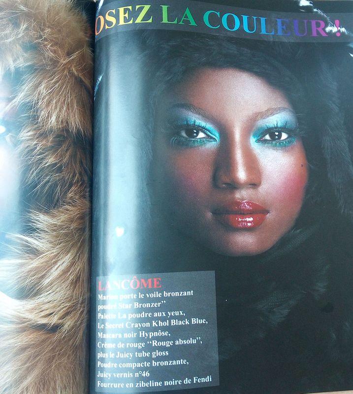 Make-up : osez la couleur !