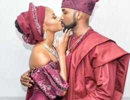 Couples africains célèbres : Adesua Etomi (actrice) et Banky Wellington (chanteur, acteur)