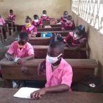 Une école au Cameroun