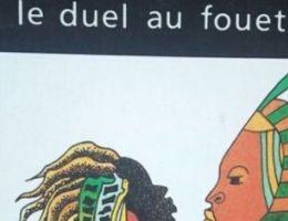 Safrin ou le duel au fouet de Lamine Kamara