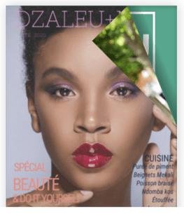 DZALEU MAG - 01 - Spécial Beauté et Cuisine