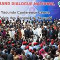Cameroun Grand Dialogue national 2019