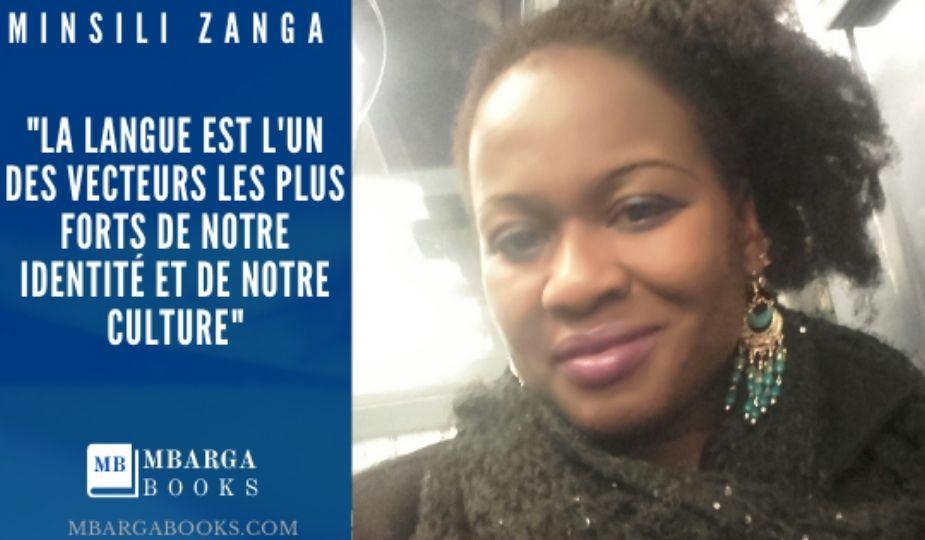 Minsili Zanga interview par Joseph Mbarga (Mbarga Books)