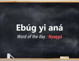 learn_ewondo_word_of_the_day1_nyanga_dzaleu_tuto_ekang