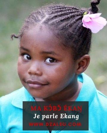 Ma yege nkobo Kolo, Je parle Ekang, J'apprends l'Ewondo