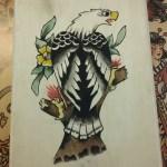 Sailor Jerry Eagle Citadel Bloodbeard Custom Art Online Store Powered By Storenvy
