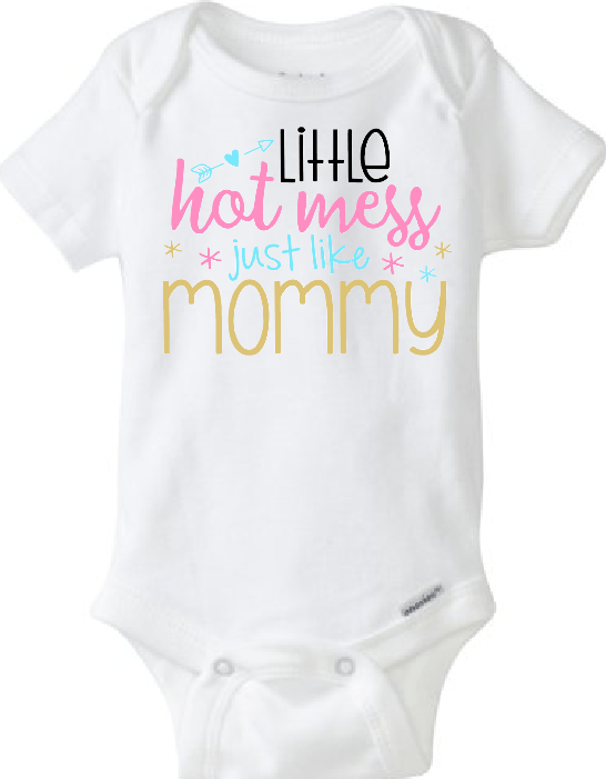 Image result for just like mommy onesie