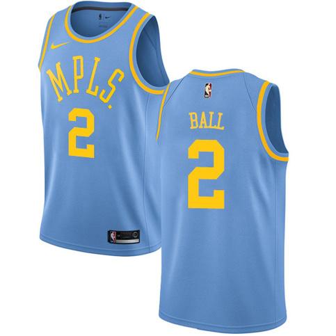 Lakers Lonzo Ball Jersey On Storenvy