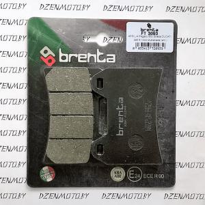 Колодки тормозные BRENTA FT3093 органические