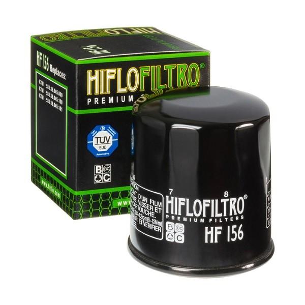 Фильтр масляный HIFLOFILTRO HF156 для мотоцикла KTM