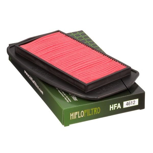 Фильтр воздушный HIFLOFILTRO HFA4612 для мотоцикла (FZ6 Fazer)