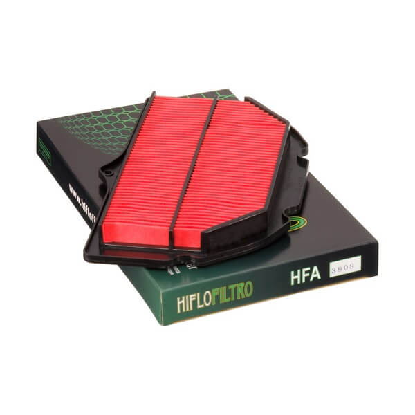 Фильтр воздушный HIFLOFILTRO HFA3908 для мотоцикла (GSX-R600, GSX-R750, GSX-R1000 K1-K4)