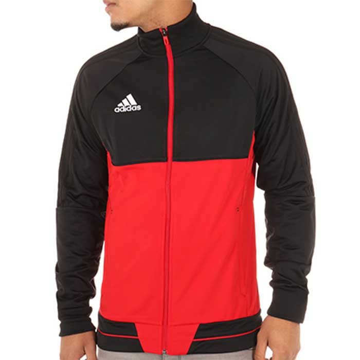 veste adidas Tiro 17 M rouge BQ2596