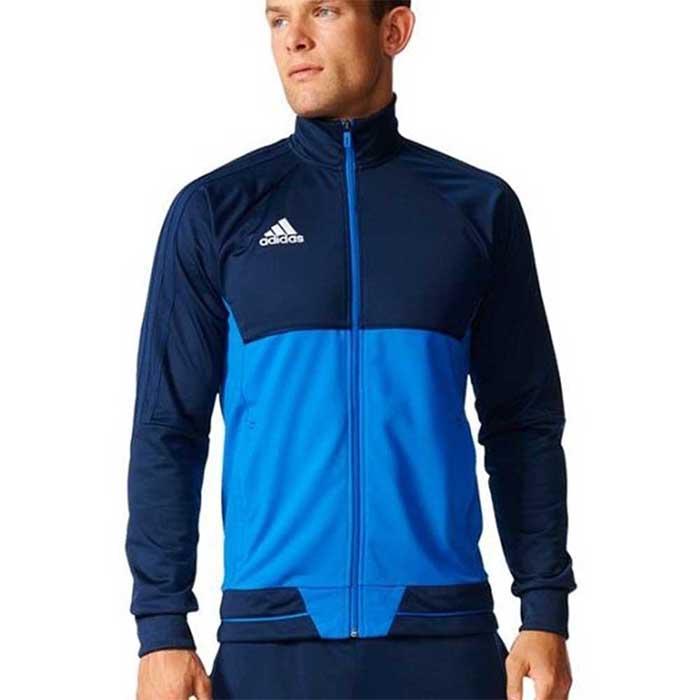 Veste adidas Tiro 17 M bleu BQ2597