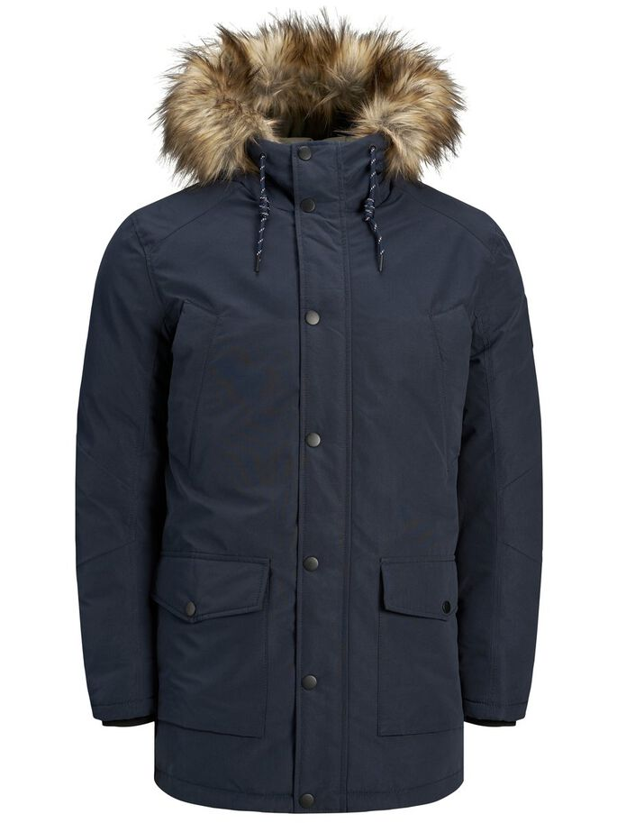 PARKA JACKET bleu - 12174383NV