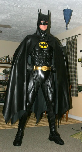 Batman superhero costume