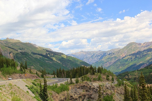 San Juan Skyway, Colorado