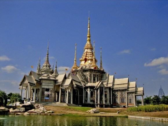 Wat Suan Mokkh – Chaiya – Thailand