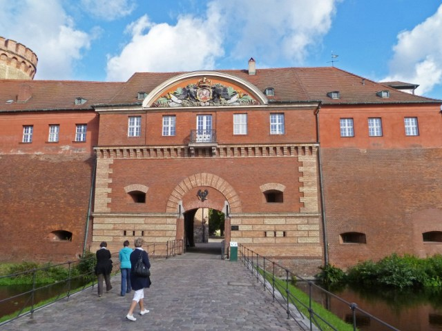 Berlin's Citadel